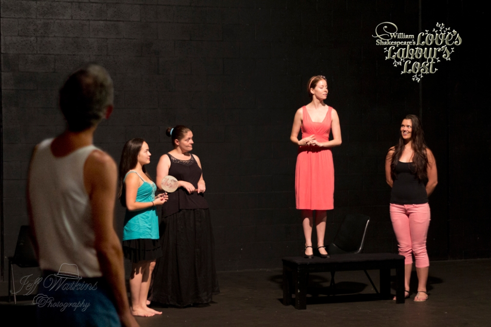 Shakespeare in Community Theatre